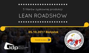 LeanRoadShow InstytutDP