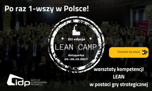 Konferencja Lean Camp