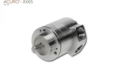 Model AX65 wyróżnia się małymi wymiarami