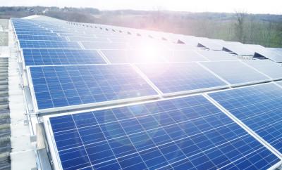 Solar Panels - TRANE