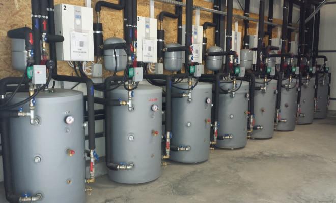 Pompy ciepła Danfoss zapewniają codzienne oszczędności  w fabryce mebli Klose