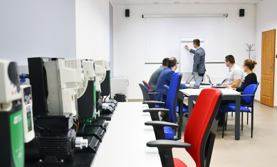 Centrum szkoleniowe Apator Control 1