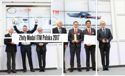 zloty medal mtp2017