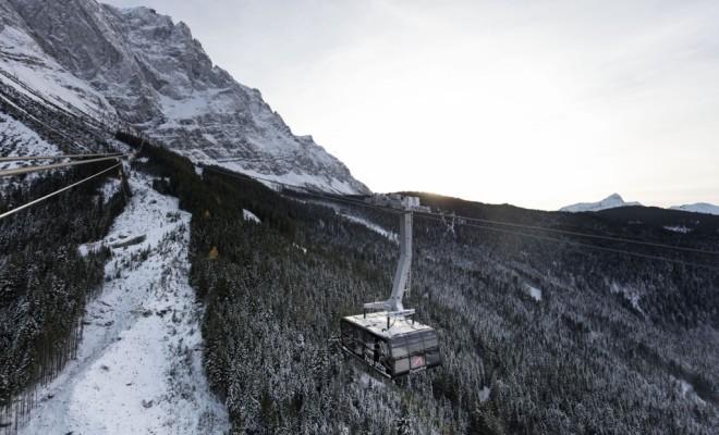 Bayerische Zugspitzbahn Bergbahn AG (1)